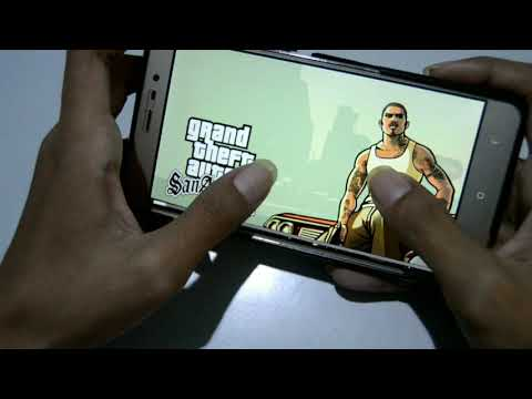 Cara Instal Gta San Andreas Android Sekalian Cheat Nya..( No Root )
