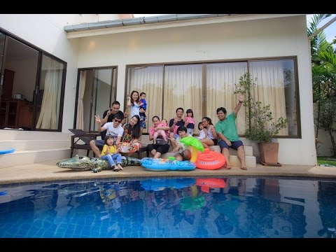 น้องอิงอร Ingon and The Gang at VIP VILLA in Pattaya