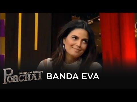 Emanuelle Araújo relembra que substituiu Ivete Sangalo na Banda Eva