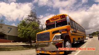 BIOGRAFIA   VELEZ BUS LINE THE VIDEO   PUERTO RICO TRUCK SHOW