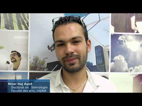 UQAM.tv   Témoignage d'un étudiant tunisien