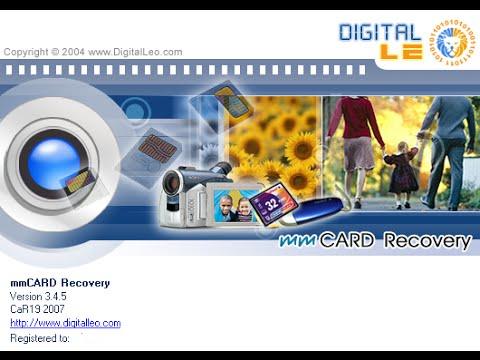 mmcard recovery 3.5.3.9 registration key