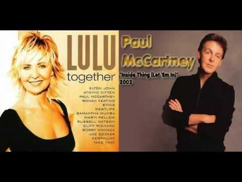 Paul McCartney & Lulu - Inside Thing (Let 'Em In) [Audio HQ]