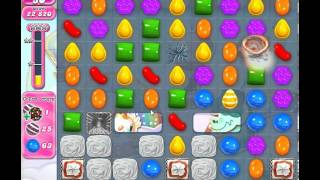 Candy Crush Saga Level 438 - No Booster
