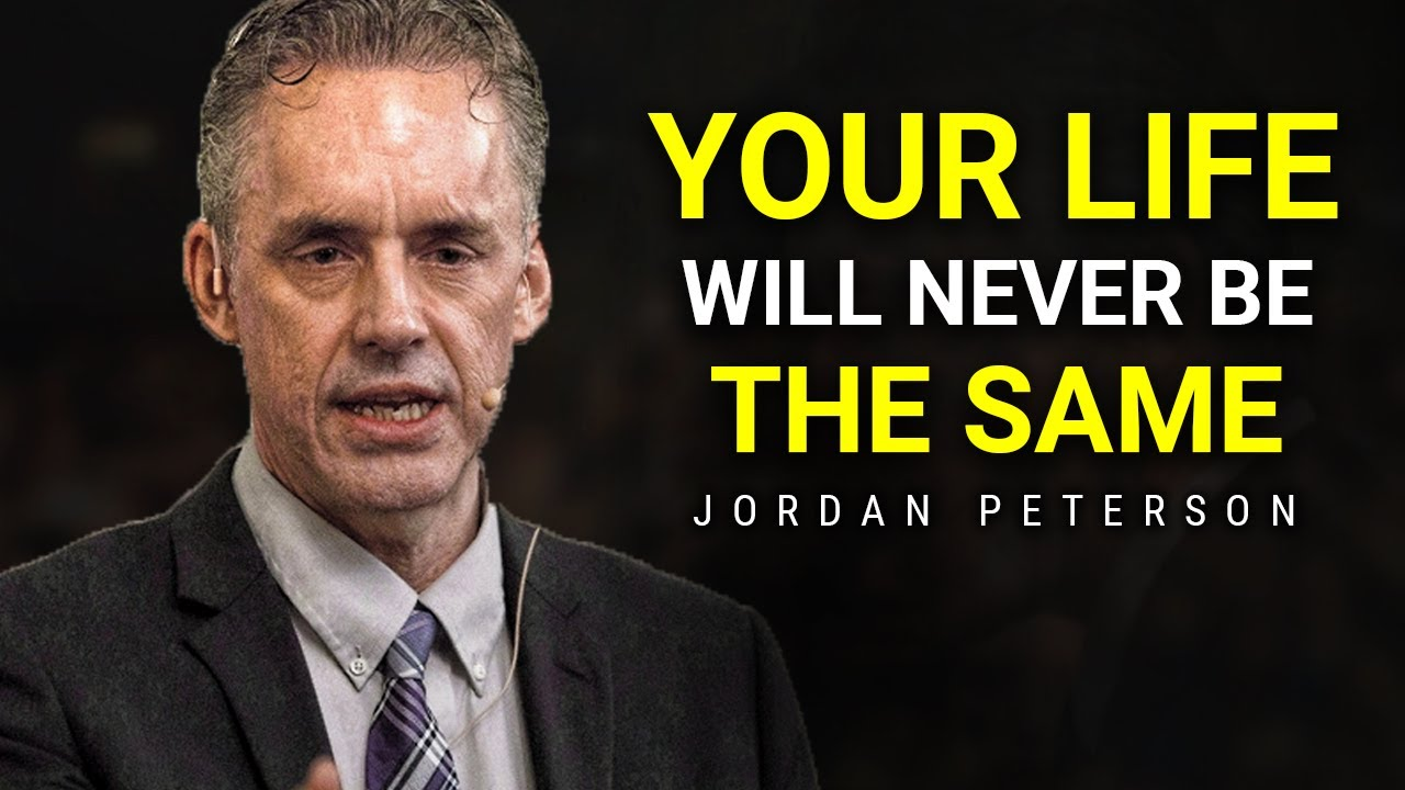 The Most IMPORTANT Lesson You MUST LEARN in Life   Jordan Peterson Motivation