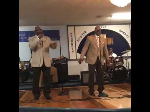 Word from Pastor Frank E  Ray of New Salem M B  Church & The Spiritual Excitement