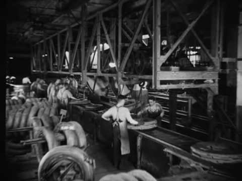 Continental - Tire Production - 1920