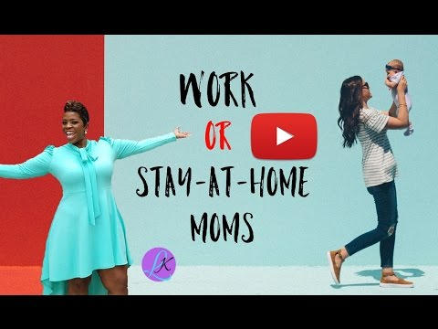 Insights With Latrese #112: Working vs. Stay-at-home Moms