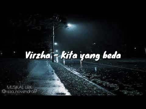 Virzha - Kita Yang Beda (Lirik)