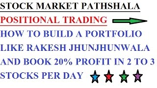 POSITIONAL TRADING STRATEGY INDIA IN HINDI