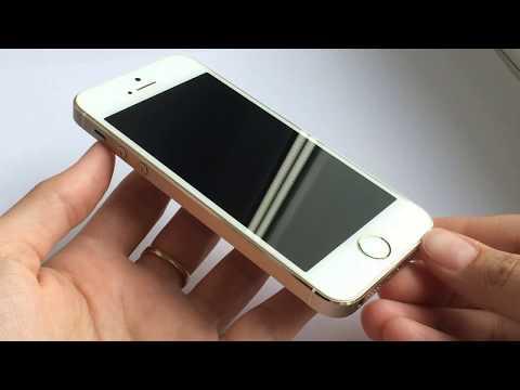 Как наклеить защитное стекло на айфон 5 s