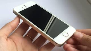 КЛЕЕМ ЗАЩИТНОЕ СТЕКЛО НА ТЕЛЕФОН iPhone 5S (Irina Budet)