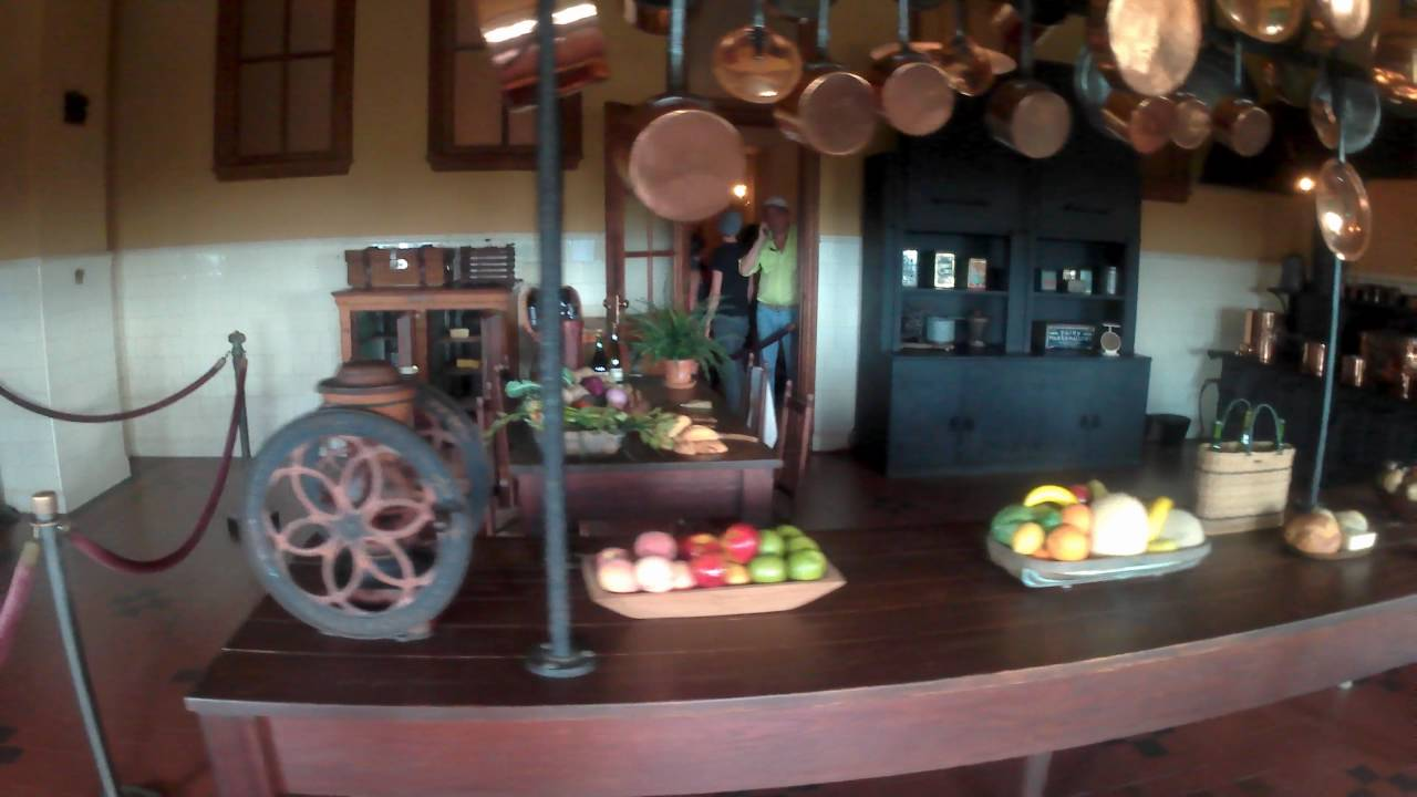 The Kitchen Biltmore Estate Youtube