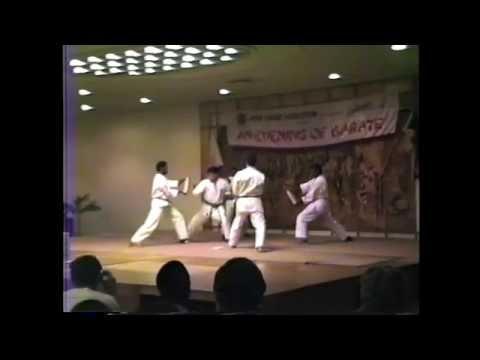 Frank Woon-A-Tai Vintage Demonstration: Kingston, Jamaica (1976)