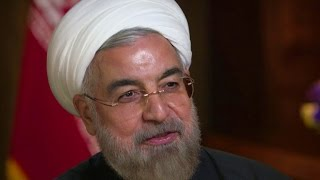 Iran's president on why he's not meeting Obama