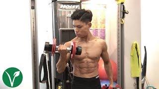 The first Vegan Fitness/Gym in HK 全港首間純素健身室   Revol Vegan Fitness   家杰 Olis   徐軒進 Len