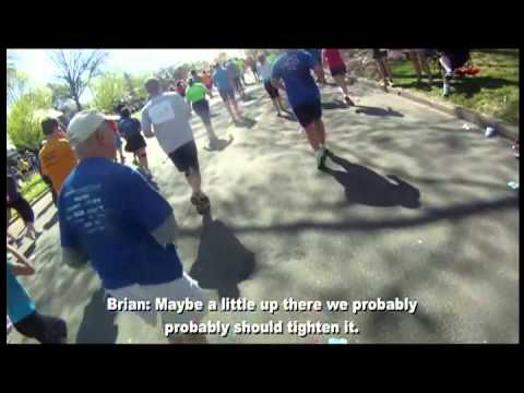 3-legged Monument Avenue 10k (TXCA Race #9) - 4/13/13