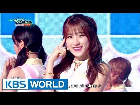 WJSN (우주소녀) - BEBE / Secret (비밀이야) [Music Bank / 2016.09.09]