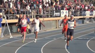 CIF Masters Track 2015