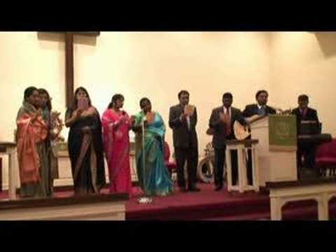 UECF CHOIR - Thanks Giving - Aashcharyakarudu
