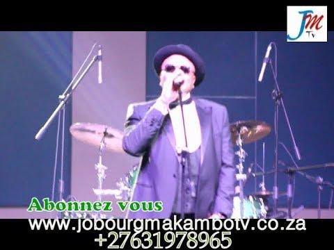 Johannesbourg tombé,JB mpiana et Wenge BCBG double concert live a sandton VOLUME 1