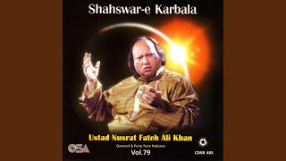 Shahswar-e Karbala Kee Shahswari Ko Salam