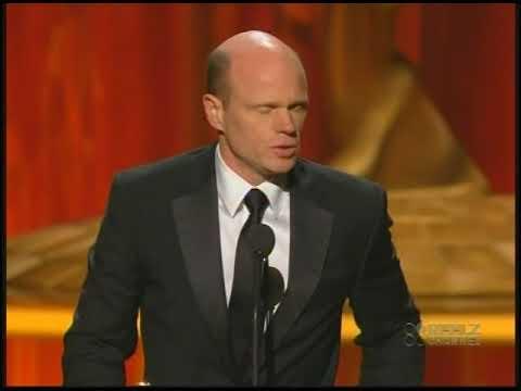 Paul McCrane wins Emmy Award for Harry's Law (2011)
