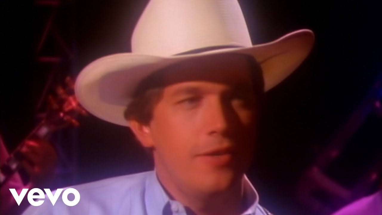 the chair swivel operations george strait youtube