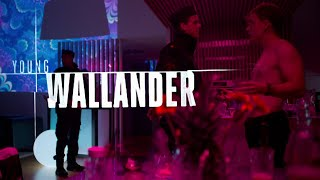 Young Wallander (Netflix, 2020) - THE PARTY SCENE (S1E1)