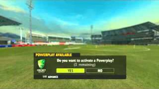 Ashes 2009 Pc Gameplay: Australia Vs Newzealand.