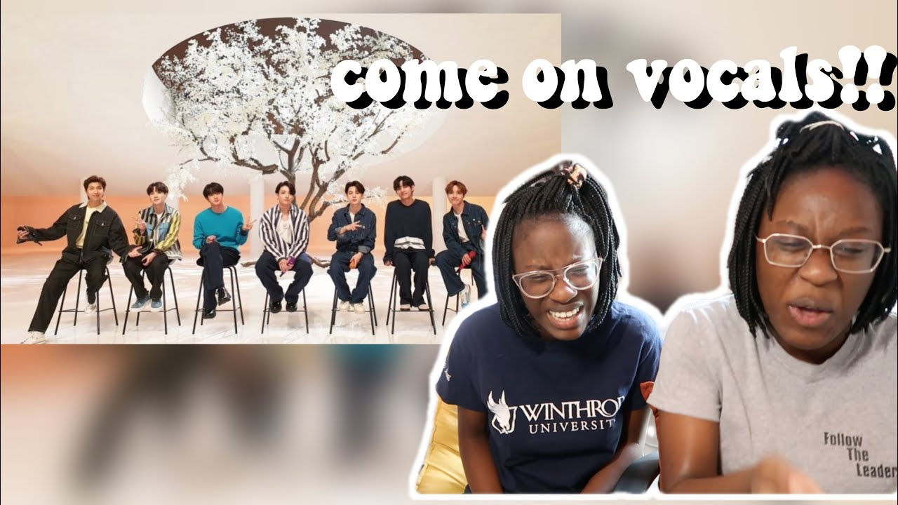 BTS 'Your Eyes Tell' LIVE FIRST TIME LISTENING | REACTION (listen..)