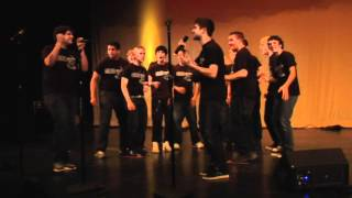 Eight Beat Measure - A Dios Le Pido (A CAPPELLA)