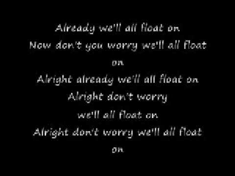 Float on (with lyrics)