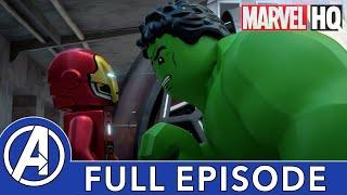 Iron Rivalry | LEGO Marvel Avengers: Climate Conundrum | Episode 1