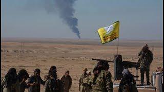 أخبار عربية | الفرقة 17 ومعمل السكر في الرقة تحت سيطة #قوات_سوريا_الديمقراطية