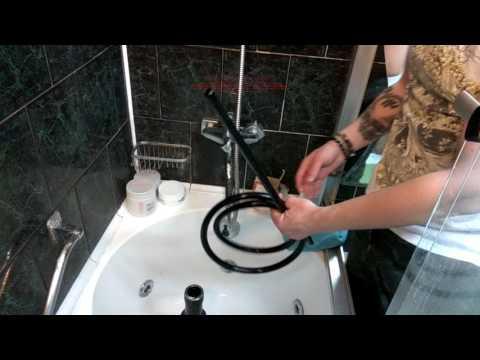 Как убрать запах силиконового шланга