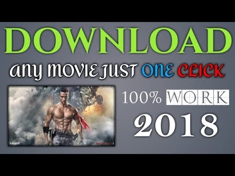 How To Download All HD Full Movies in just One Click Hindi