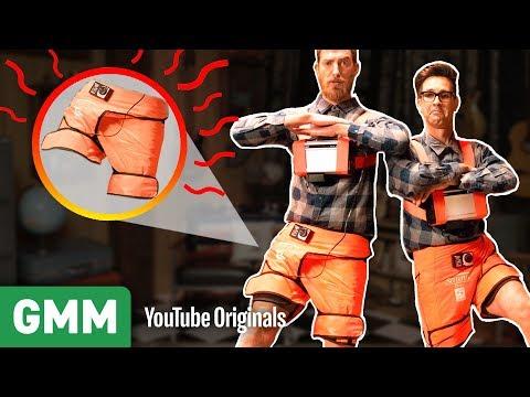 Download Youtube: Testing the Sauna Pants