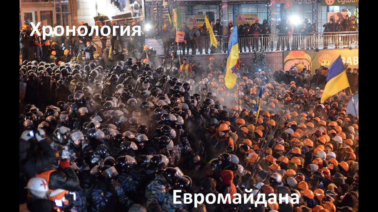 Хронология Евромайдана. Часть 4(Штурм Майдана).