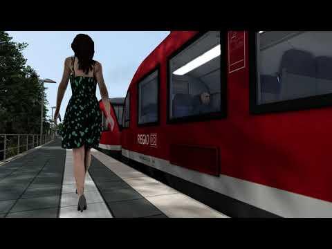 Train Simulator 2021 64 Bit Br 648 Lint 41 @ Kiel HBF nach Lübeck HBF |