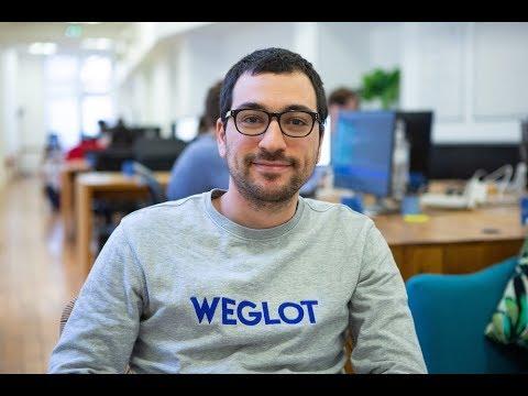 Découvrez Weglot avec Rémy, CTO & cofondateur