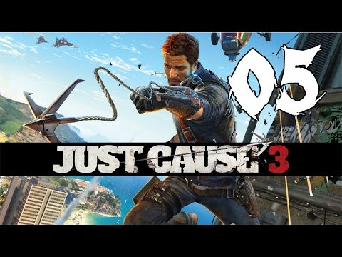 Just Cause 3 - Walkthrough Part 5: Friends Like These...