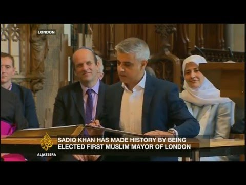 Inside Story - Is Sadiq Khan the face of multicultural Britain?