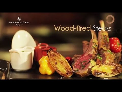 One-Ninety Restaurant - Four Seasons Hotel   Singapore