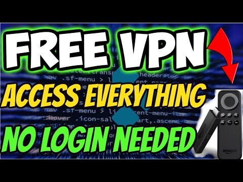 🔴Free VPN For Firestick Kodi (Easy Install) and Streaming Android APK 2018