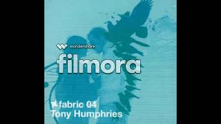 (Tony Humphries) Fabric 04 - Dub Taylor - I Can't (You Know)