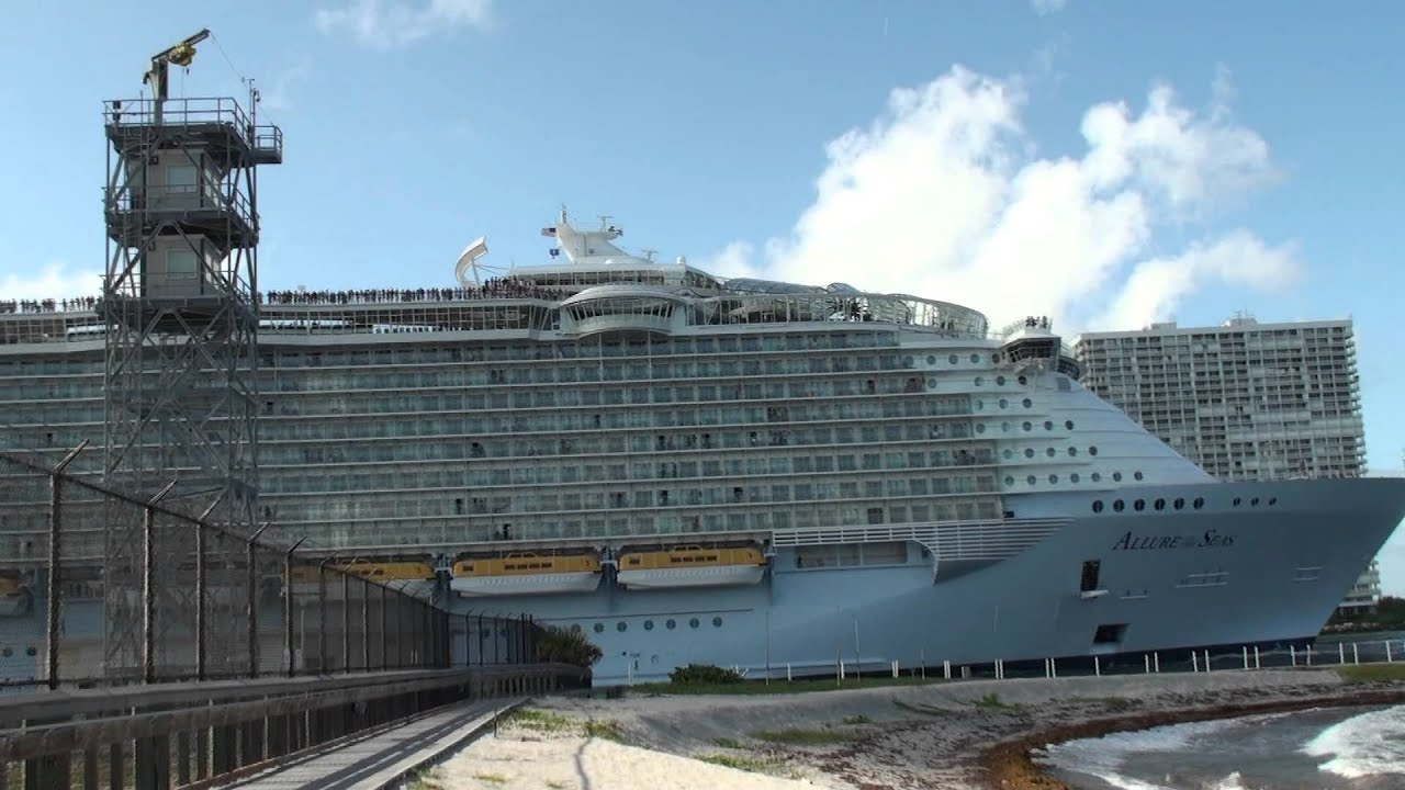 Ft Lauderdale Cruise Ships July 24 2011 Part 2 Of 2