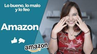 Compras en Amazon - Lo bueno, lo malo y lo feo con @Dany_Kino