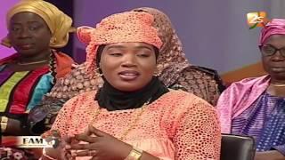 FEMMES AFRICAINES MODERNES  DU 06 MAI 2018 AVEC NINA PENDA FAYE