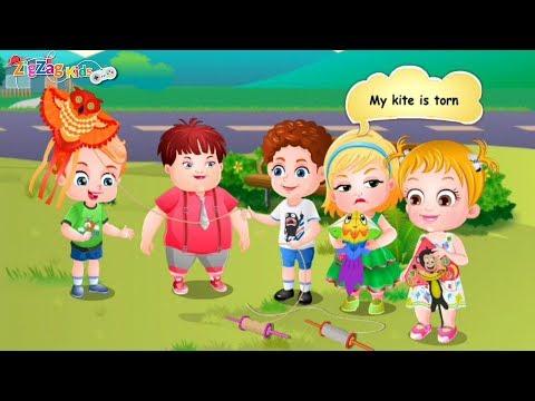 Baby Hazel Kite Flying   Full Episode   ZigZag Kids HD
